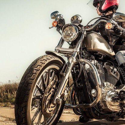 Kontrola a seřízení motocyklu