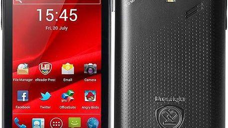 Spartphone Prestigio MultiPhone 4044 DUO + 200 Kč za registraci