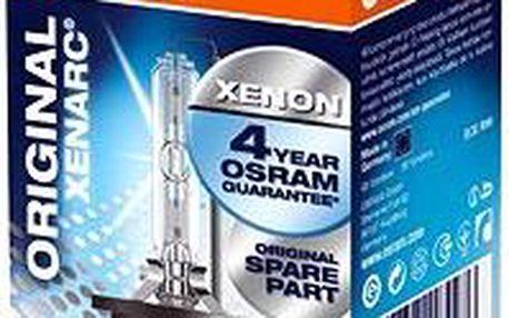 OSRAM Xenarc Original, D1S, 35W, 12/24V, PK32d-2