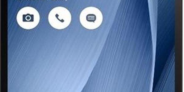 ASUS ZE551ML ZenFone 2 32GB SilverZDARMA nabíječka do vozu, na splátky od 900 Kč měsíčně