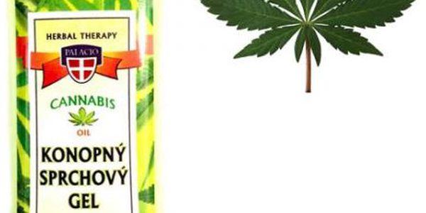 Konopný sprchový gel 250 ml