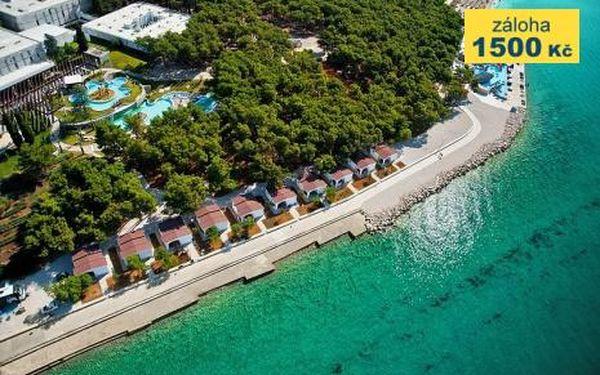 Chorvatsko, oblast Šibenik, doprava vlastní, polopenze, ubytování v 4* hotelu na 8 dní