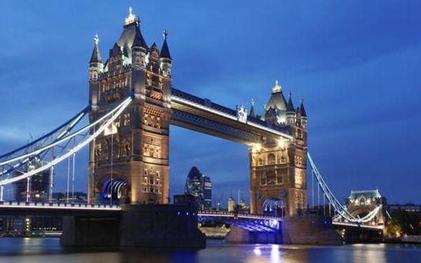 Zájezd do Londýna s prohlídkou města a filmových ateliérů, kde se točil Harry Potter4