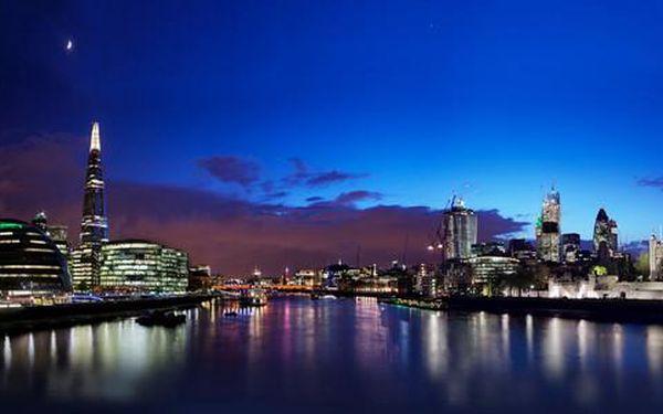 Zájezd do Londýna s prohlídkou města a filmových ateliérů, kde se točil Harry Potter5