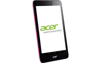Acer Iconia One 7 16GB Black/Pink