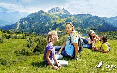 3 až 5denní dovolená v apartmánu Haus Montanara v rakouských Alpách pro 2 až 4 osoby