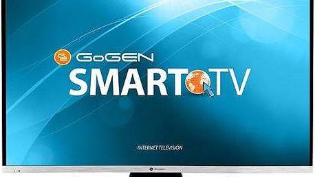 GoGEN TVH 32E384 WEB černá + Doprava zdarma
