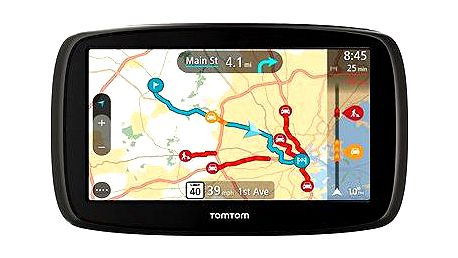 TomTom GO 60 Europe LIFETIME mapy