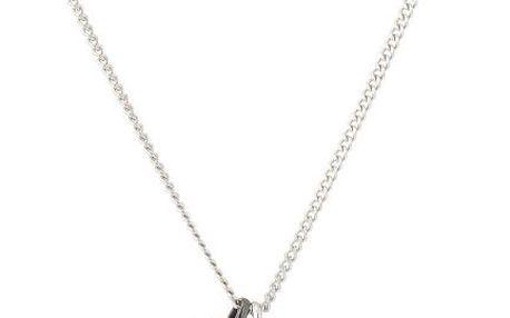 Diesel Pánský ocelový náhrdelník s přívěsky DX0936001