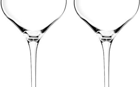 Sada 2 sklenic na víno Valentine se Swarovski Elements v luxusním balení - doprava zdarma!