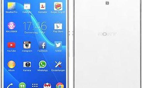 Sony Xperia Z3 (D6633) White Dual SIM