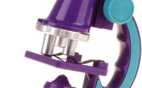 Mikroskop pro děti s praktickým světýlkem