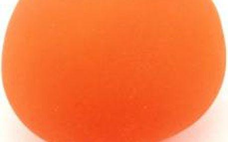 Antistresový balónek - oranžová