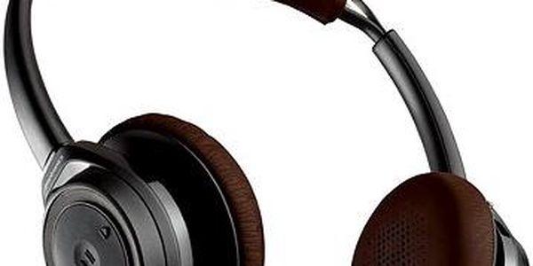 Plantronics Backbeat SENSE, černý