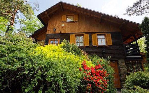 Beskydy luxusně v chatě až pro 8 osob