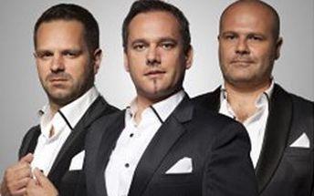 Koncert úspěšného a oblíbeného pop-operního tria La Gioia a exkluzivní host Kateřina Brožová.