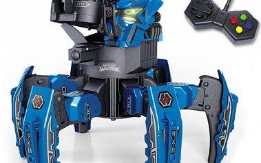 SPACE WARRIOR - RC robot střílející soft náboje