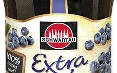 Schwartau Extra džem borůvkový 340g