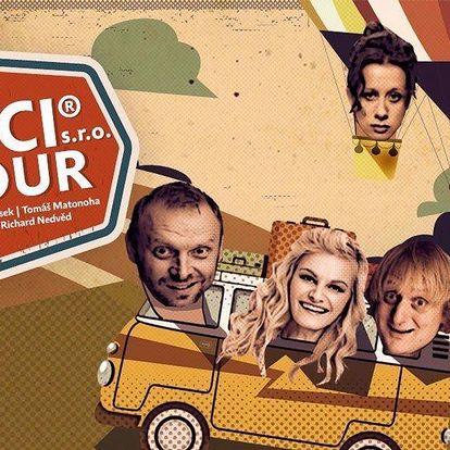 KOMICI s.r.o. The Tour 2016