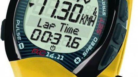 Sigma RC 14.11 žluto/černá