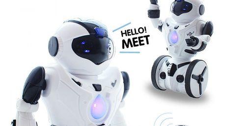 Vymakaný seqway robot na dálkové ovládání - ovládejte gesty svého nového kamaráda