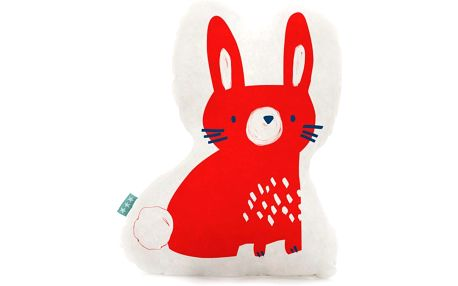 Moshi Moshi Dětský polštář Lapins, 40x30 cm