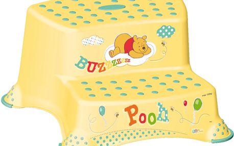 OKT Duo stupátko Winnie the Pooh, béžové