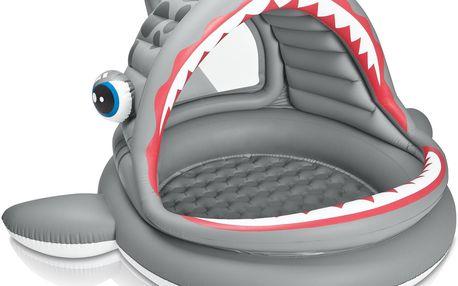 Intex Bazén dětský žralok se stříškou