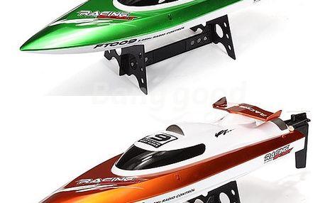 Závodní sportovní RC člun - prohánějte se po vodě rychlostí až 30 km/h