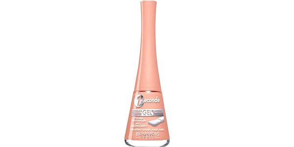 Bourjois 1 Seconde Gloss lak na nehty 52 Jamais Saumon Vernis 9 ml