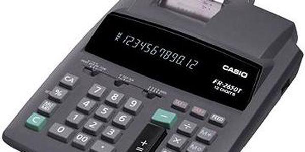 Casio FR 2650 T