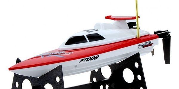 RC loďka na dálkové ovládání do vašeho bazénu