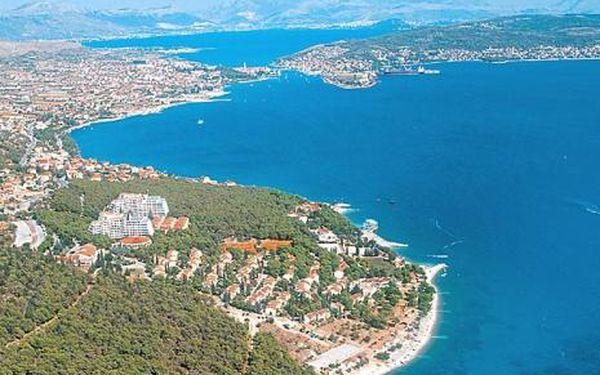 Chorvatsko, oblast Trogir, doprava vlastní, bez stravy, ubytování v 3* hotelu na 8 dní