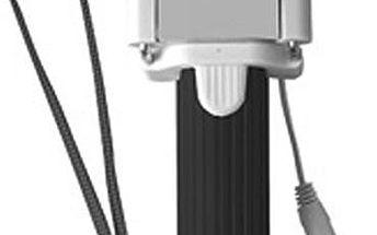 Selfie stick - teleskopická selfie tyč