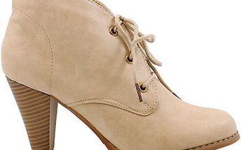 Kotníkové boty MD7026-3BE