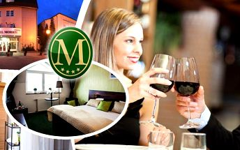 Exkluzivní romantický pobyt pro 2 osoby na 3 dny v luxusním Parkhotelu MORRIS **** v Novém Boru!