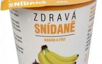 Obezin Zdravá snídaně banán a fíky 78g