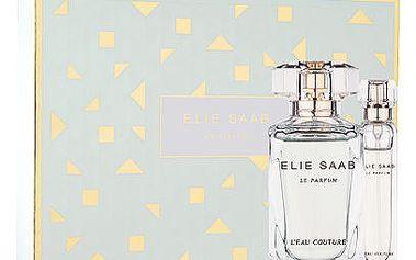 Elie Saab Le Parfum L´Eau Couture EDT dárková sada W - EDT 50 ml + EDT 10 ml