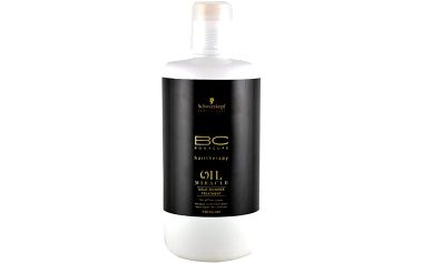 Schwarzkopf BC Oil Miracle Gold Shimmer Treatment All Hair 750ml Maska na vlasy W Pro všechny typy vlasů