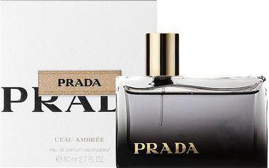 Prada L´Eau Ambrée parfémovaná voda 50ml pro ženy