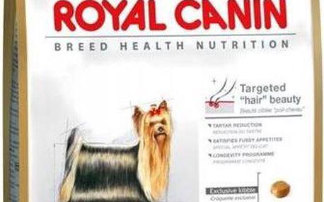 Royal Canin Yorkshire3 kg + Doprava zdarma