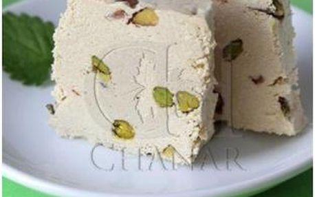 Chalva sezamová pistácie 250g