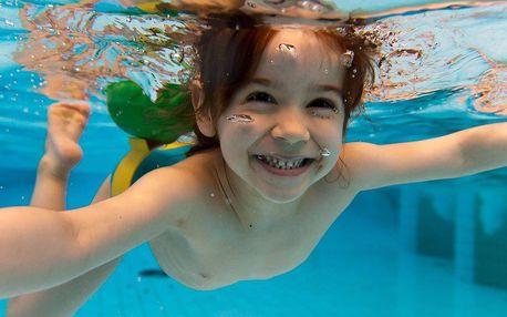 Plavání pro děti v Plaveckém Clubu Raftík