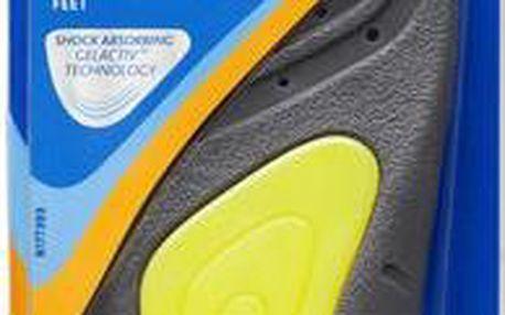 Scholl Gel Activ Work gelové vložky do bot do práce pro ženy (velikost 38-42) 1 pár