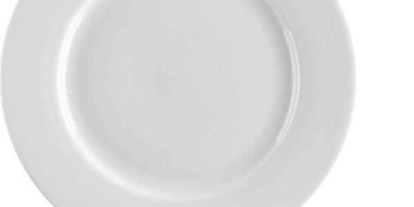 Sada 4 dezertních talířů Lunasol, 20 cm
