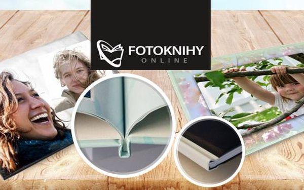 Originální fotokniha z vašich fotografií + akce za stránky navíc! 3 varianty ve formátu A4, A3. Měkká či tvrdá vazba!