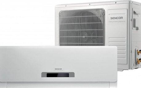 Sencor SAC 1211CH + 500 Kč sleva na instalaci!
