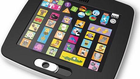 Dětský tablet Zvířátka Alltoys pomáhá rozeznat přes 40 zvířátek