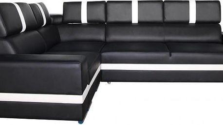 Rozkládací sedací souprava STRAKOŠ Davos III-L