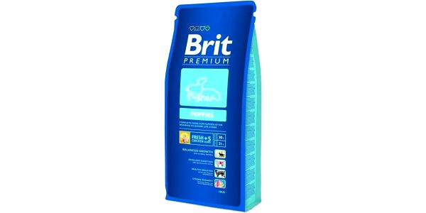 Granule Brit Premium Dog Puppies 15 kg